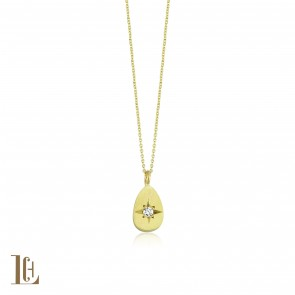Dea Dia Diamond Necklace